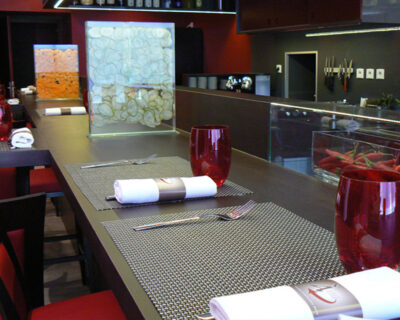 Création d'un restaurant