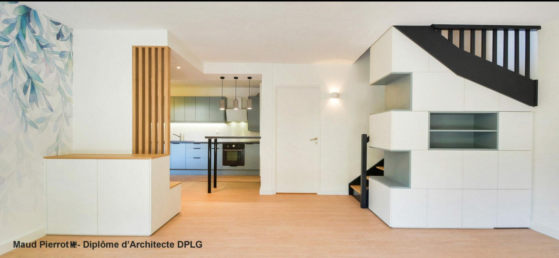 Aménagement et décoration d'une maison le projet panoramique