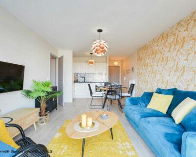 Aménagement et décoration d'un appartement, livré clefs en main.